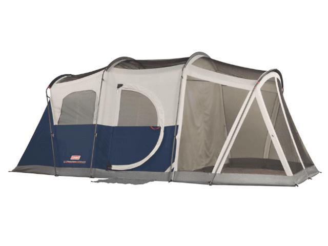 Barraca de Camping Coleman EliteWeathermaster com Iluminação 6 Pessoas - 1