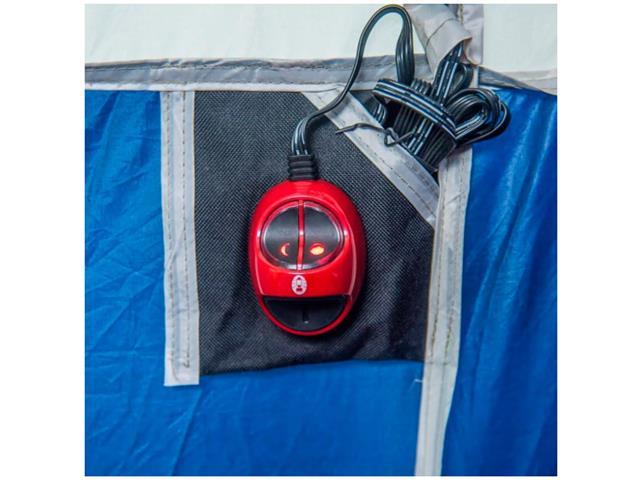 Barraca de Camping Coleman EliteWeathermaster com Iluminação 6 Pessoas - 2