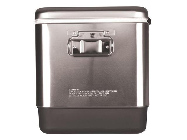 Caixa Térmica Coleman Aço Inoxidável 54QT 51,1 Litros - 2