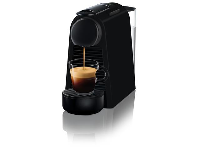 Cafeteira Nespresso Automática Essenza Mini D30 Matt Black - 1