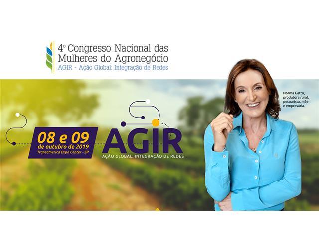 BCM19BR – Congresso das Mulheres do Agronegócio 2019