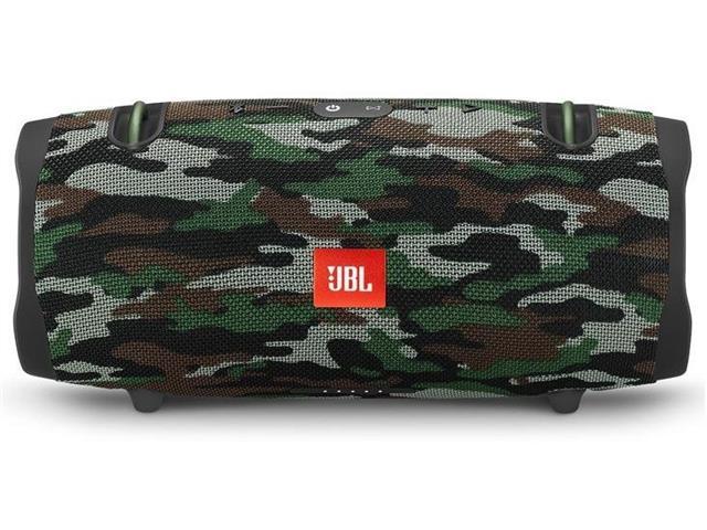 Caixa de Som Bluetooth JBL Xtreme 2 à prova d'água 40W Camuflada - 1