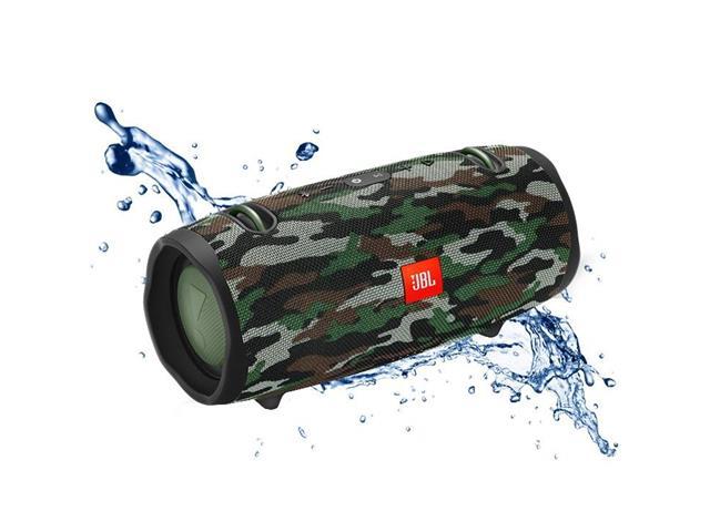 Caixa de Som Bluetooth JBL Xtreme 2 à prova d'água 40W Camuflada - 5