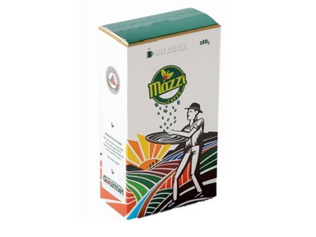 Mazzi Caffè Gourmet Torrado e Moído 250gr