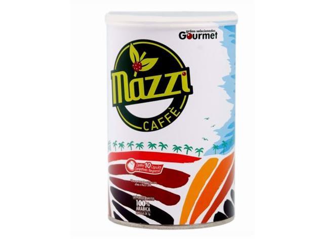 Mazzi Caffè Gourmet em Cápsulas - Lata com 10 cápsulas