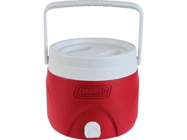 Jarra Termoplástico  Coleman 7,5 Litros Vermelho - 1