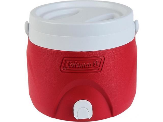 Jarra Termoplástico  Coleman 7,5 Litros Vermelho - 2