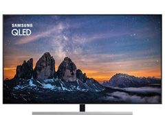 "Smart TV QLED 65"" Samsung Ultra HD 4K 4 HDMI 3 USB Wi-Fi Full Array 8x - 0"