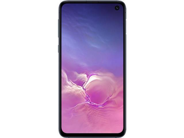 """Smartphone Samsung Galaxy S10e 128GB Tela 5.8"""" 6GB RAM 12+16MP Preto - 1"""
