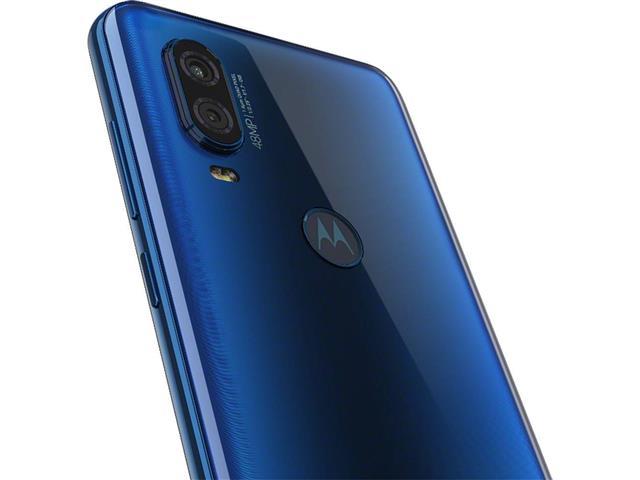 "Smartphone Motorola One Vision 128GB 6.3"" 4G Câmera 48+5MP Azul Safira - 7"
