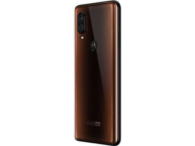 """Smartphone Motorola One Vision 128GB Duos 6.3"""" 4G Câmera 48+5MP Bronze - 6"""