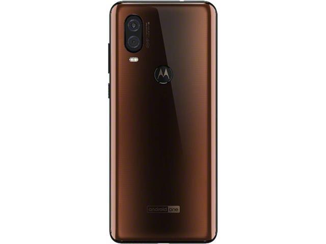"""Smartphone Motorola One Vision 128GB Duos 6.3"""" 4G Câmera 48+5MP Bronze - 3"""