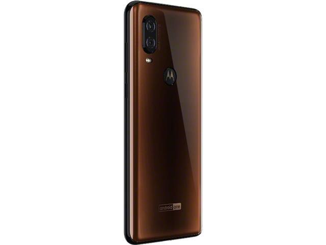 """Smartphone Motorola One Vision 128GB Duos 6.3"""" 4G Câmera 48+5MP Bronze - 5"""