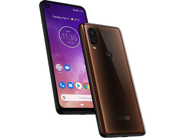 """Smartphone Motorola One Vision 128GB Duos 6.3"""" 4G Câmera 48+5MP Bronze - 1"""