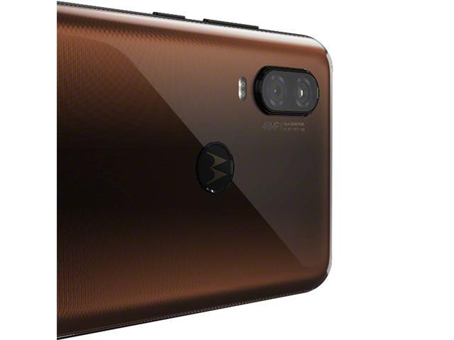 """Smartphone Motorola One Vision 128GB Duos 6.3"""" 4G Câmera 48+5MP Bronze - 4"""
