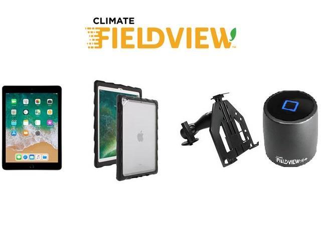 KIT: Tablet + Kit de Suporte + Capa Gumdrop + Climate FieldView Drive
