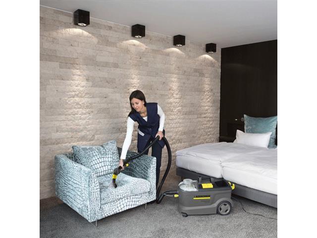 Limpadora e Extratora Karcher Puzzi 10/1 Carpetes e Estofados - 3