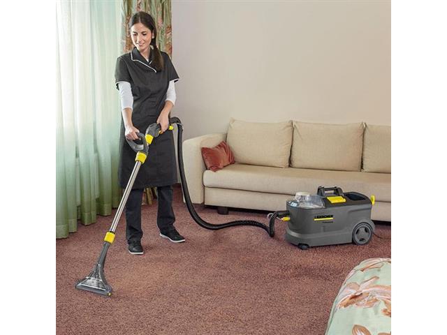 Limpadora e Extratora Karcher Puzzi 10/1 Carpetes e Estofados - 7