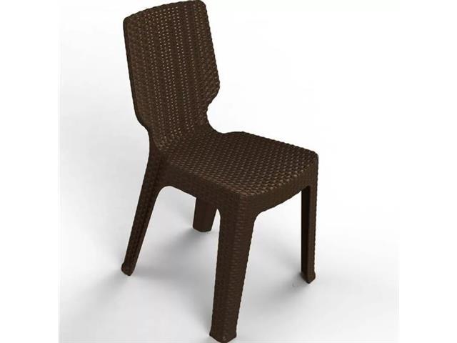 Cadeira Keter T Chair Marrom - 1
