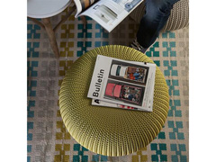 Puff Keter Cozy Seat Amarelo - 1