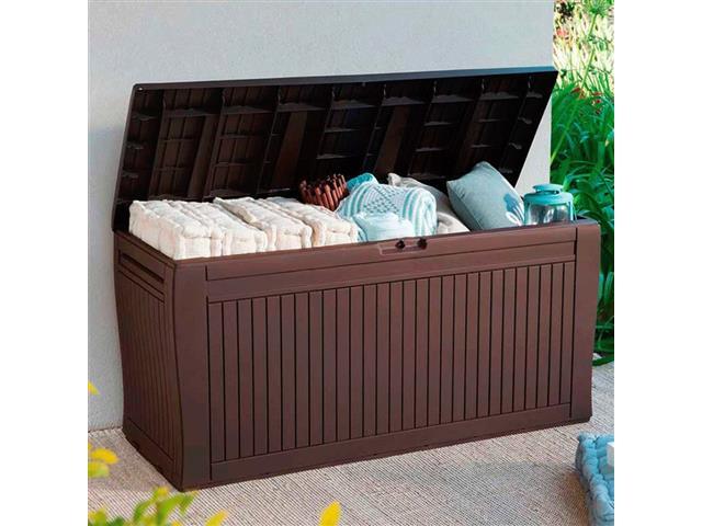 Baú Keter Comfy Deck - 1