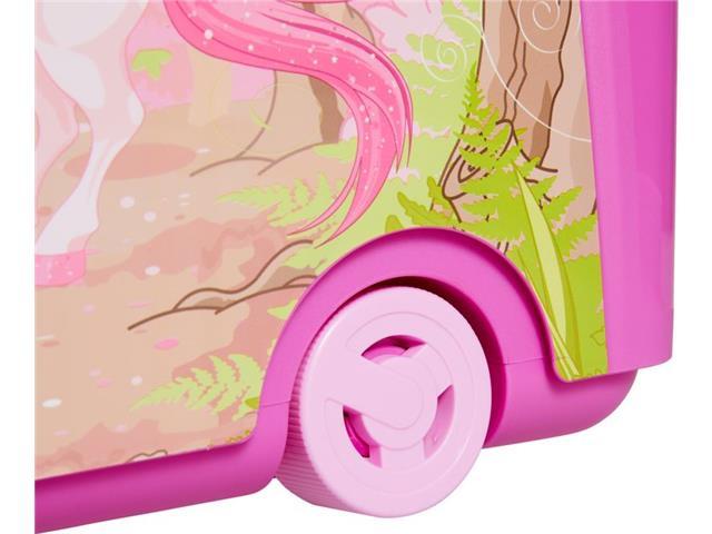 Caixa Organizadora Curver Princesa Pink 50 Litros - 2