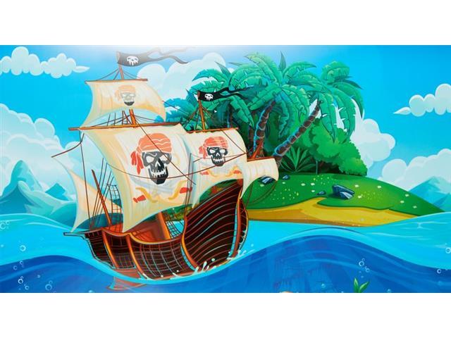 Caixa Organizadora Curver Pirata Blue 50 Litros - 3