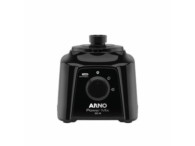 Liquidificador Arno Power Mix Preto 550W - 3