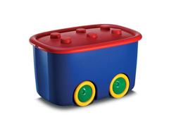 Caixa Organizadora Curver Funny Box Colorful 46 Litros