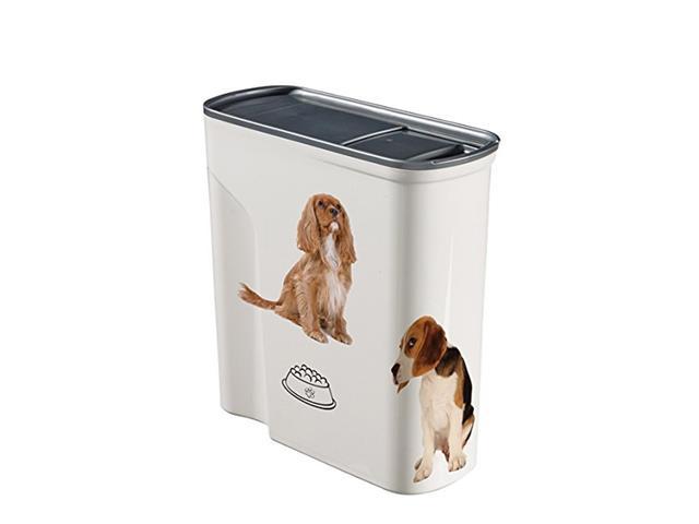 Porta Ração Pet Curver Hermético 6 Litros
