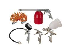 Kit Acessórios para Compressor de Ar Schulz com 5 Peças