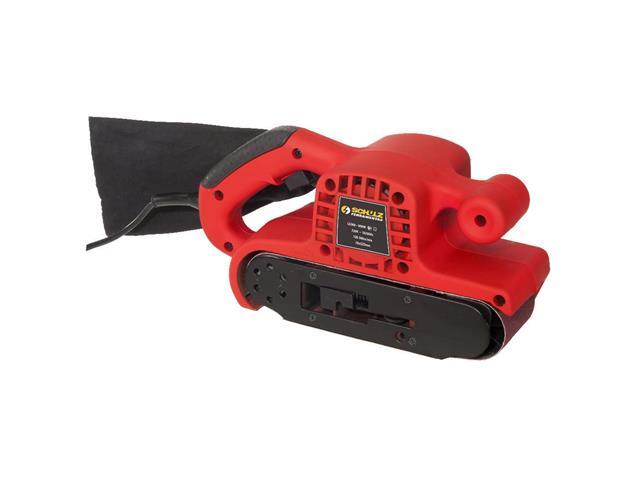 Lixadeira de Cinta Elétrica Schulz 900W 110V - 1