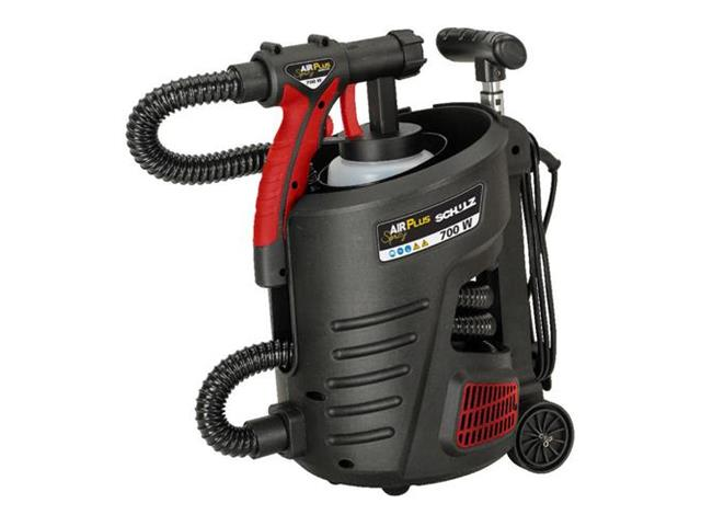 Pistola Pulverizadora de Tinta Schulz Air Plus Spray 700W 220V