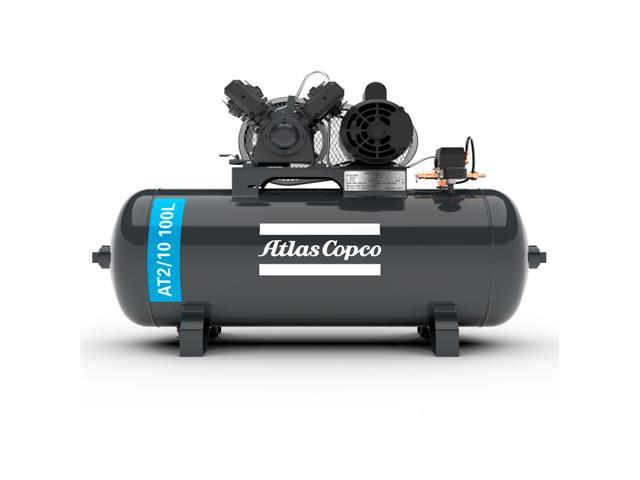 Compressor Pistão AT2/10 100L 220/380V 3F IP21 60HZ 140PSI V
