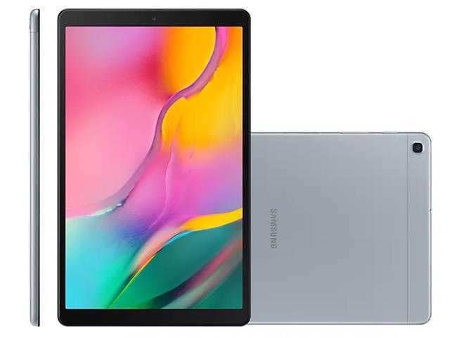 """Tablet Samsung Galaxy Tab A 32GB OctaCore 1.8GHz Wi-Fi + 4G Tela 10.1"""" - 1"""