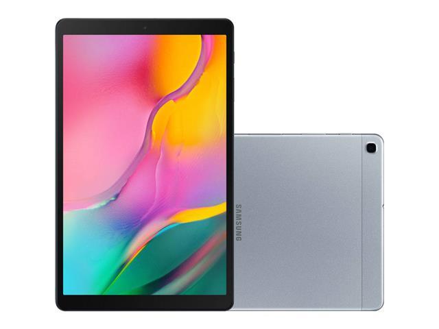 """Tablet Samsung Galaxy Tab A 32GB OctaCore 1.8GHz Wi-Fi + 4G Tela 10.1"""""""