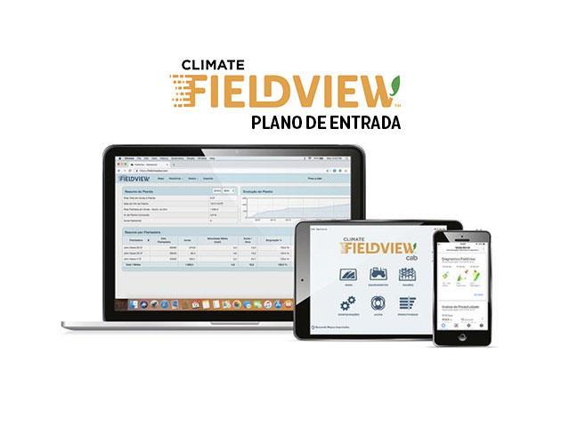 Licença Climate FieldView - Plano de Entrada