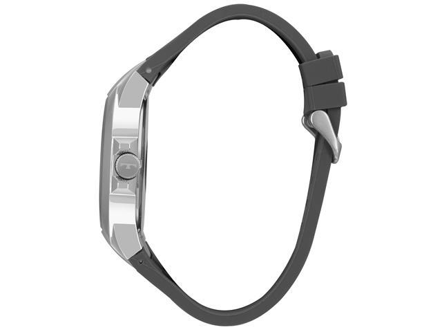 Relógio Technos 2117LBF/8P Analógico com Data Prateado Masculino - 1