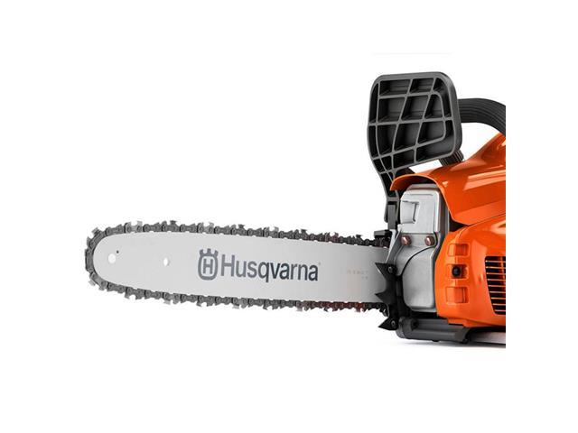 """Motosserra Husqvarna 120 à Gasolina 35CC com Sabre de 14"""" - 1"""