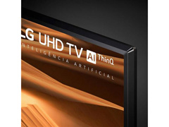 "Smart TV LED 49"" LG UHD 4K ThinQ AI TV HDR webOS 4.5 Wi-Fi 3HDMI 2USB - 6"