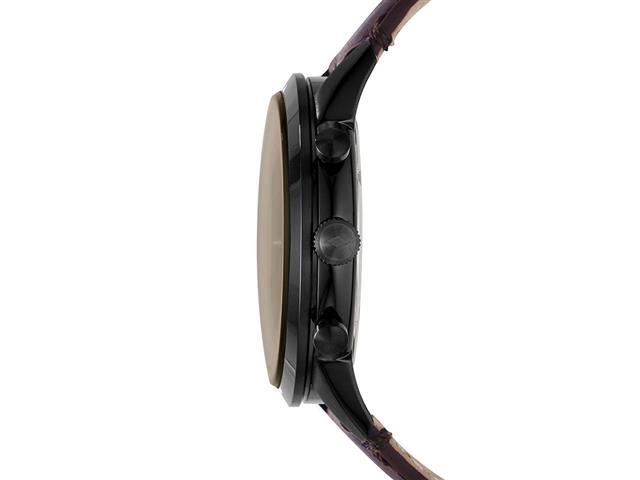 Relógio Fossil Townsman FS5437/0MN Marrom Analógico Masculino - 1