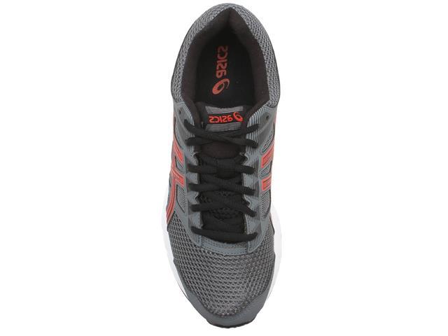 Tênis Asics Gel-Contend 5 A Steel Grey/Black Masculino - 3