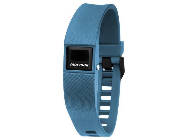 Relógio Mormaii Fit Digital MOBO3970/8A Troca Pulseira Rosa e Azul - 2