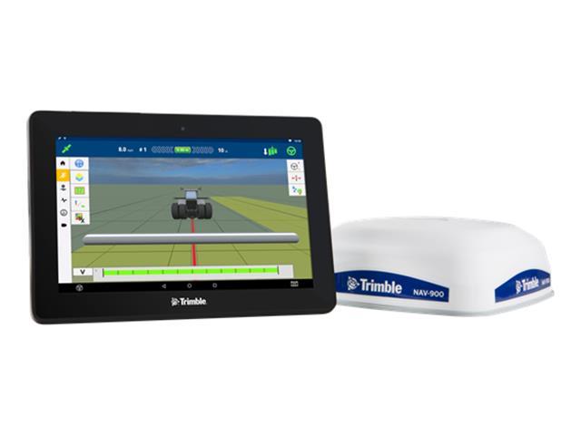 Monitor Trimble® GFX-750™ - 1