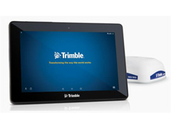 Monitor Trimble® GFX-750™ - 0