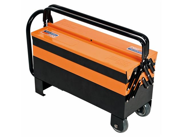 Caixa Tramontina PRO Cargobox 5 Gavetas
