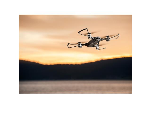 Drone Multilaser Drone Eagle ES256 Alcance de 80 Metros - 6