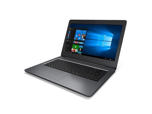 "Notebook Positivo Intel® Atom® Quad Core 32GB 2GB 14"" Windows 10 Cinza - 2"