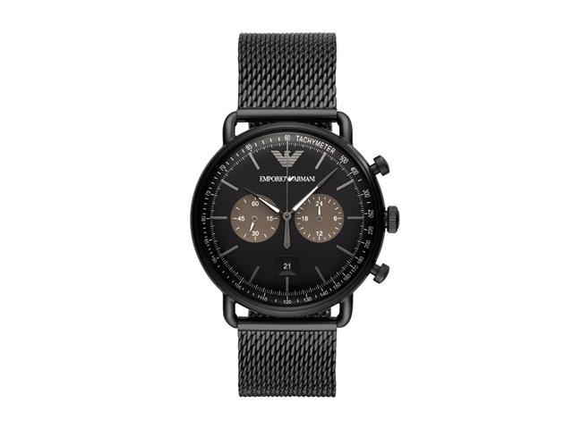 Relógio Emporio Armani Masculino AR11142/1PN Preto Analógico