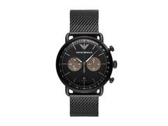 Relógio Emporio Armani Masculino AR11142/1PN Preto Analógico - 0
